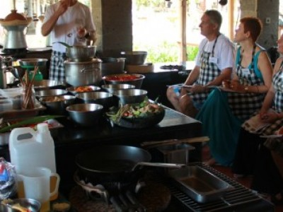 Rafting and Ubud cooking class