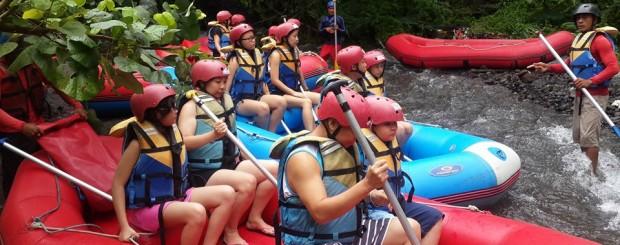 Bali rafting Kintamani tour