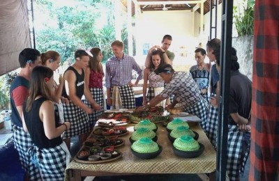 Bali Cooking Class & Elephant Ride