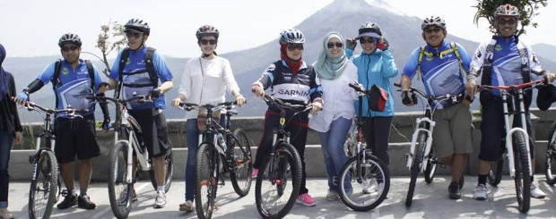 Bali Cycling Kintamani Tour