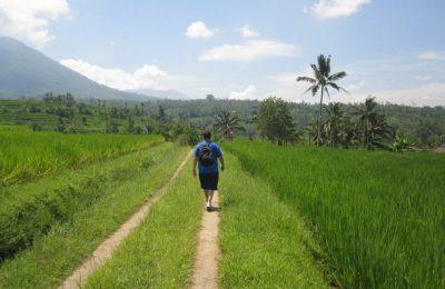 Bali off beaten trek