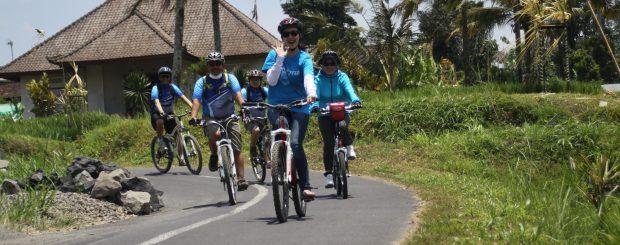 Bali Cycling Tanah Lot Tour