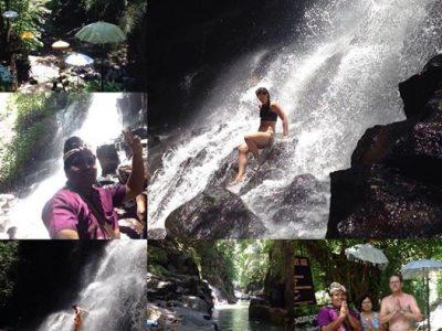 Bali Kanto Lampo waterfall
